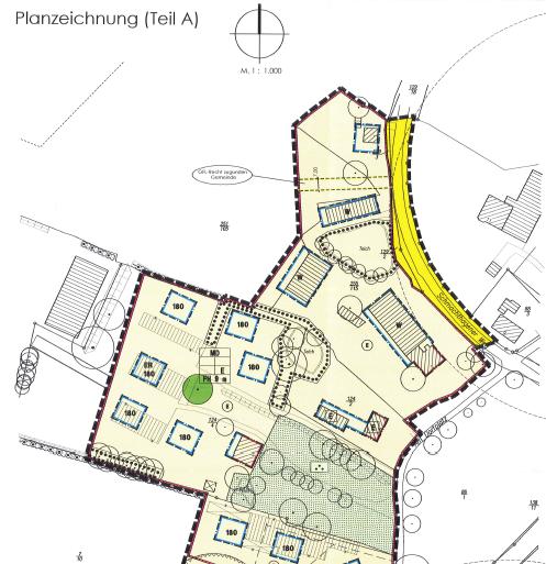Bebauungsplan der Gemeinde Stubben Nr. 3 Vorschau